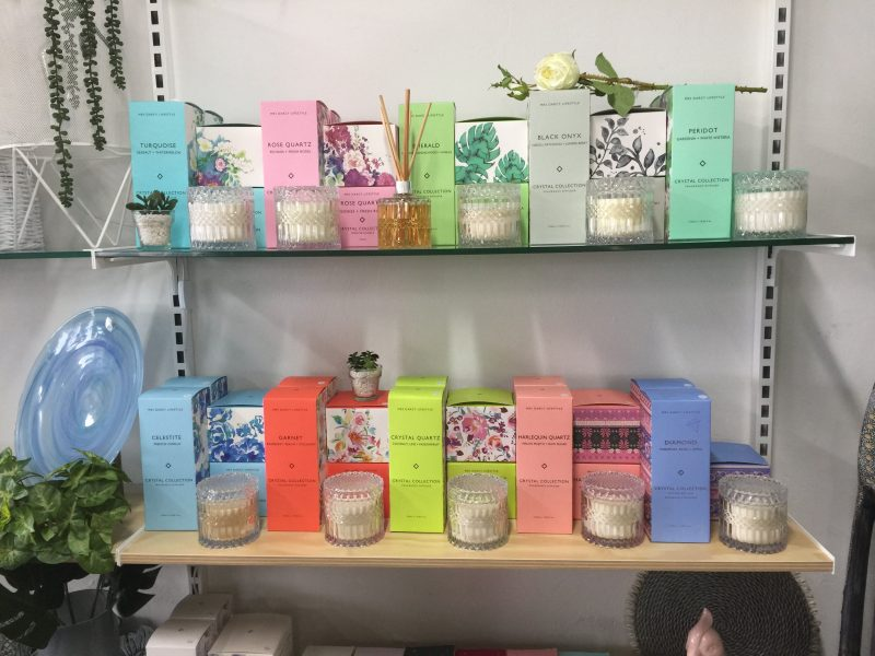 Mrs Darcy candles