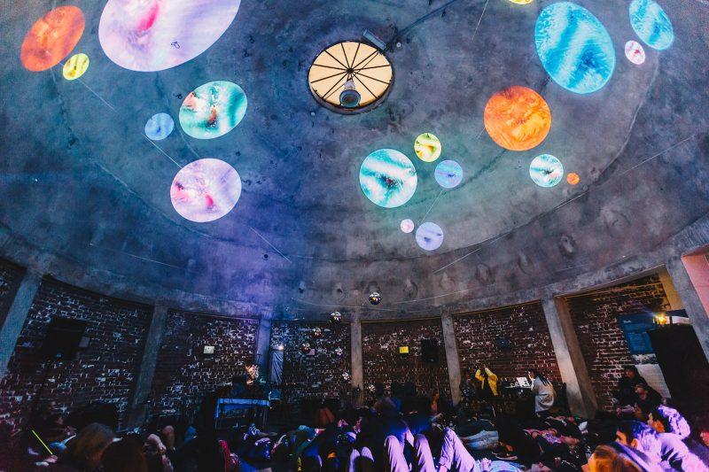 Melbourne Music Week: A Nice Warm Bath. Norla Dome