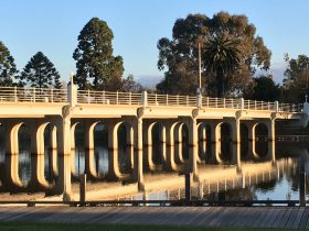Monash Bridge Benalla