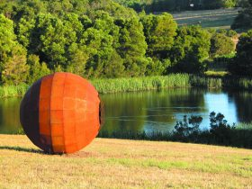 Montalto Sculpture Prize Winner 2004