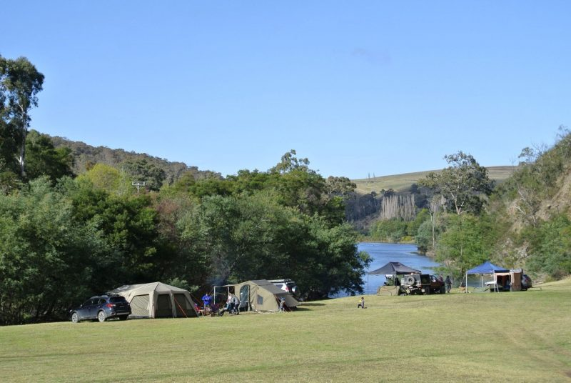 Montana on the Macalister Campground & Caravan Park