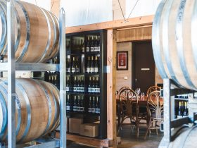 Rustic Cellar Door