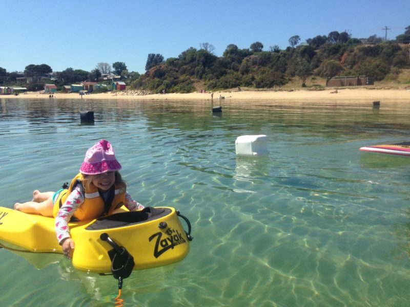 Mornington Boat Hire - Reefboard and Snorkelling Beach Hire