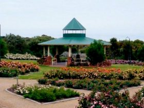 Mornington Botanical Rose Gardens Rotunda