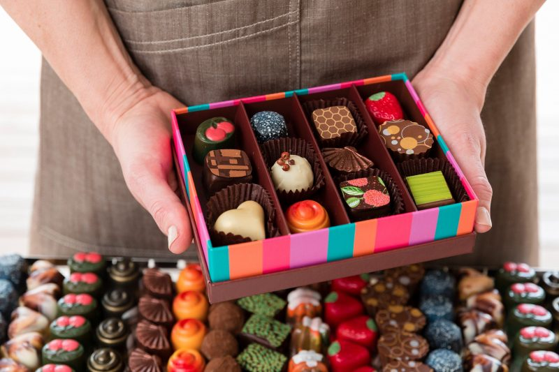 Artisan truffles handcrafted with the finest Belgian couverture