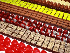 Assorted Ganaches and Pralines