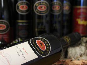 Morris Wines' range