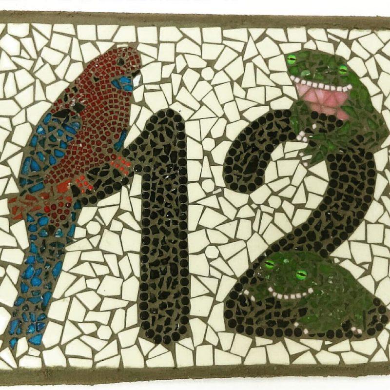 Mosaic Workshop Claymotion Ballarat Victoria