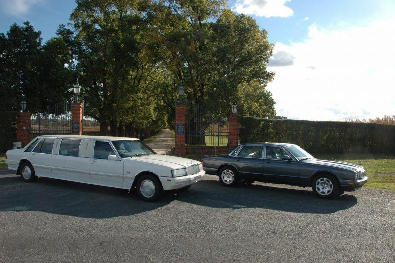 Enjoy a Limousine Tour