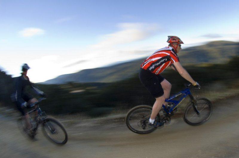 Mountain Bike Riding at Mount Buller