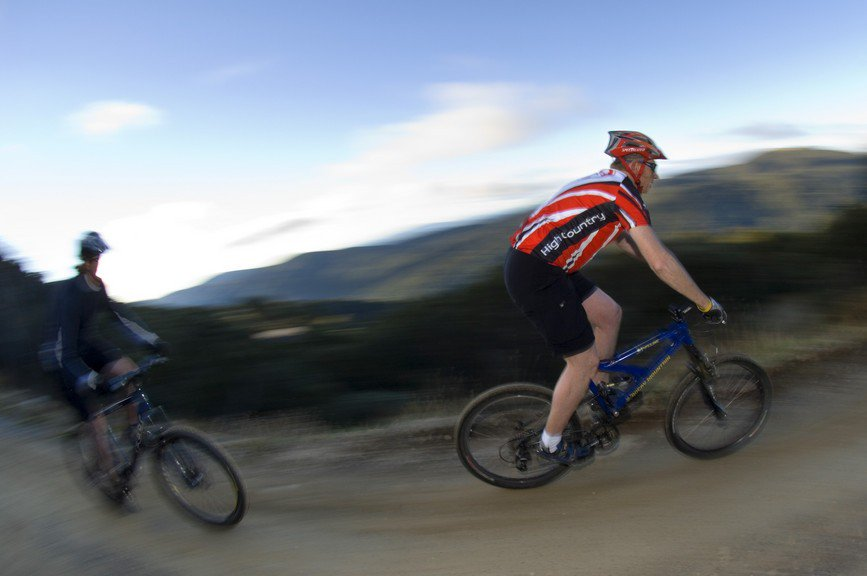 Mountain Bike Riding at Mount Buller