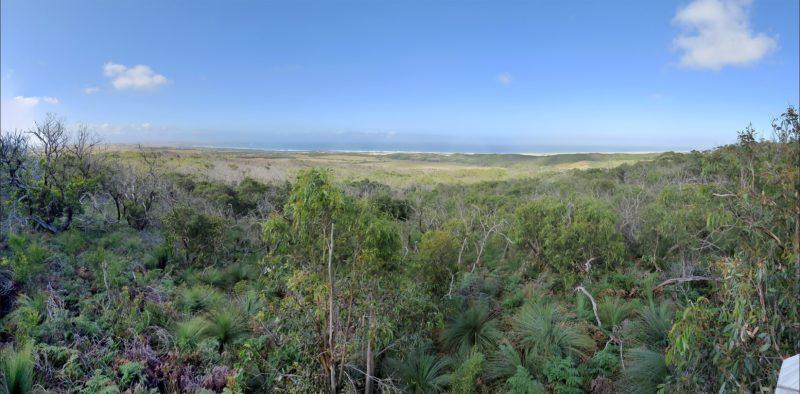 Mount Richmond National Park
