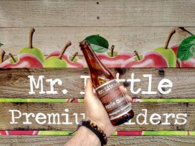 Mr Little and Peninsula Cider