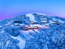 Beautiful Mt Buller Village