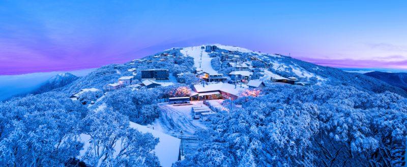Beautiful Mt Buller Village