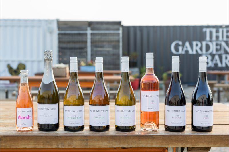 Mt Duneed wine range
