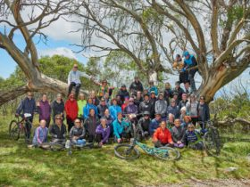 Wallace's Hut Picnic Lunch Social Ride