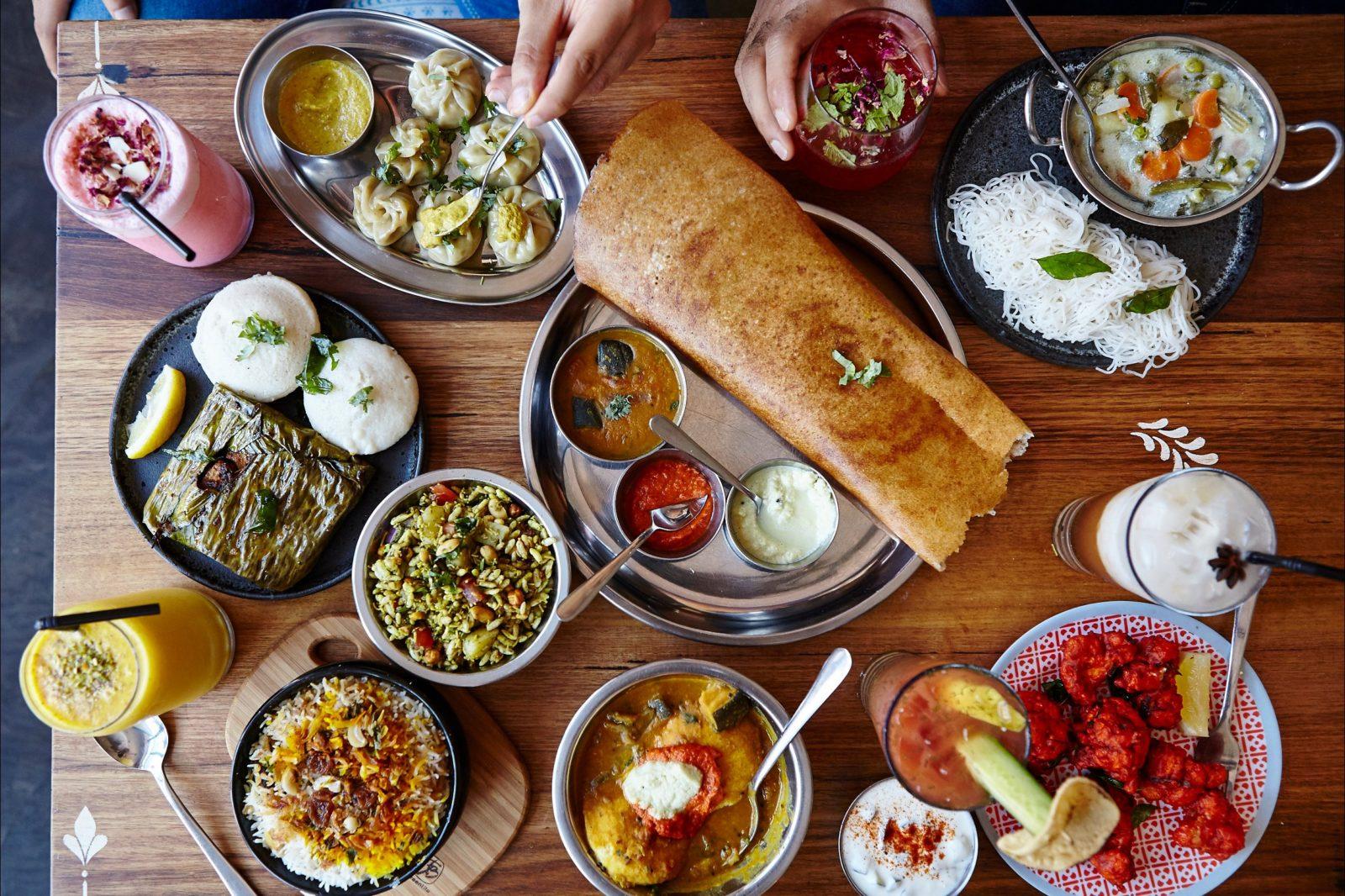 Dosa, Biryani and the lot