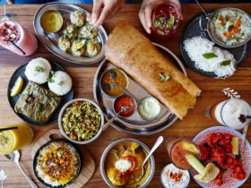 Dosa, Biryani and the lot