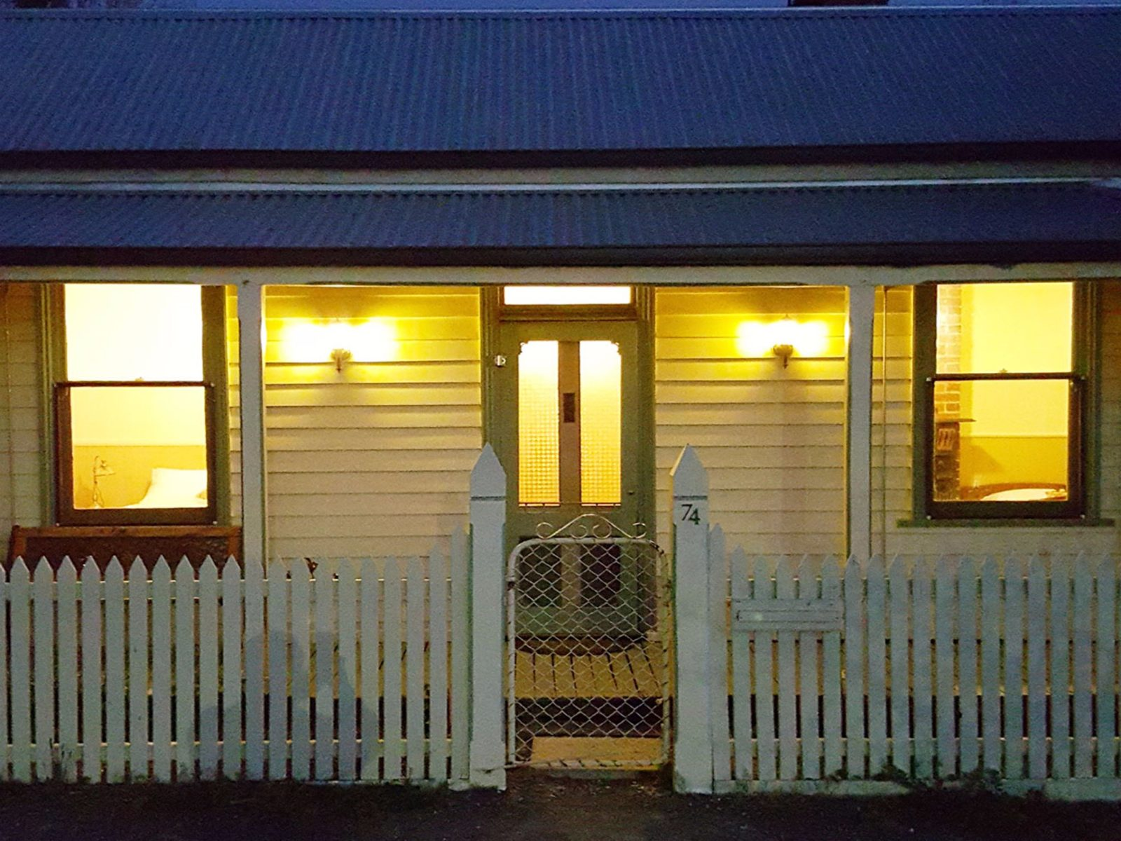 Street View Mulberry Cottage Accommodation Beechworth