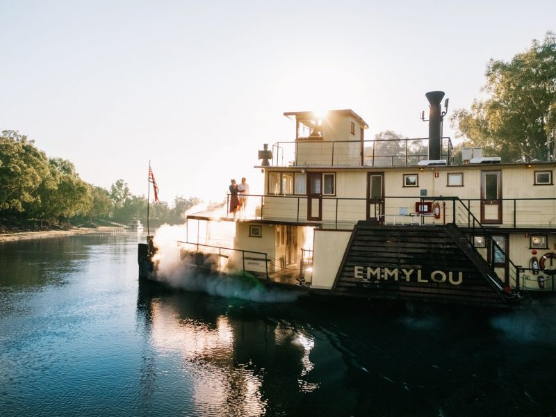 Murray River Paddlesteamers Echuca