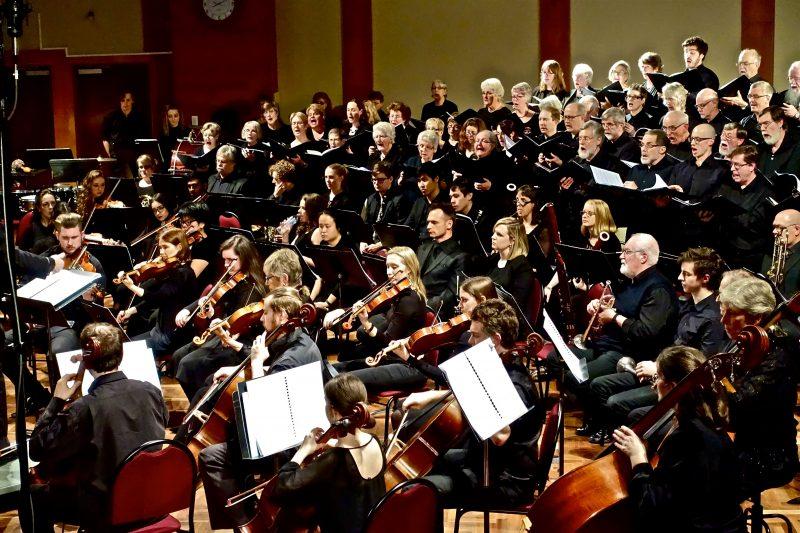 Heidelberg Choral Society and Orchestra