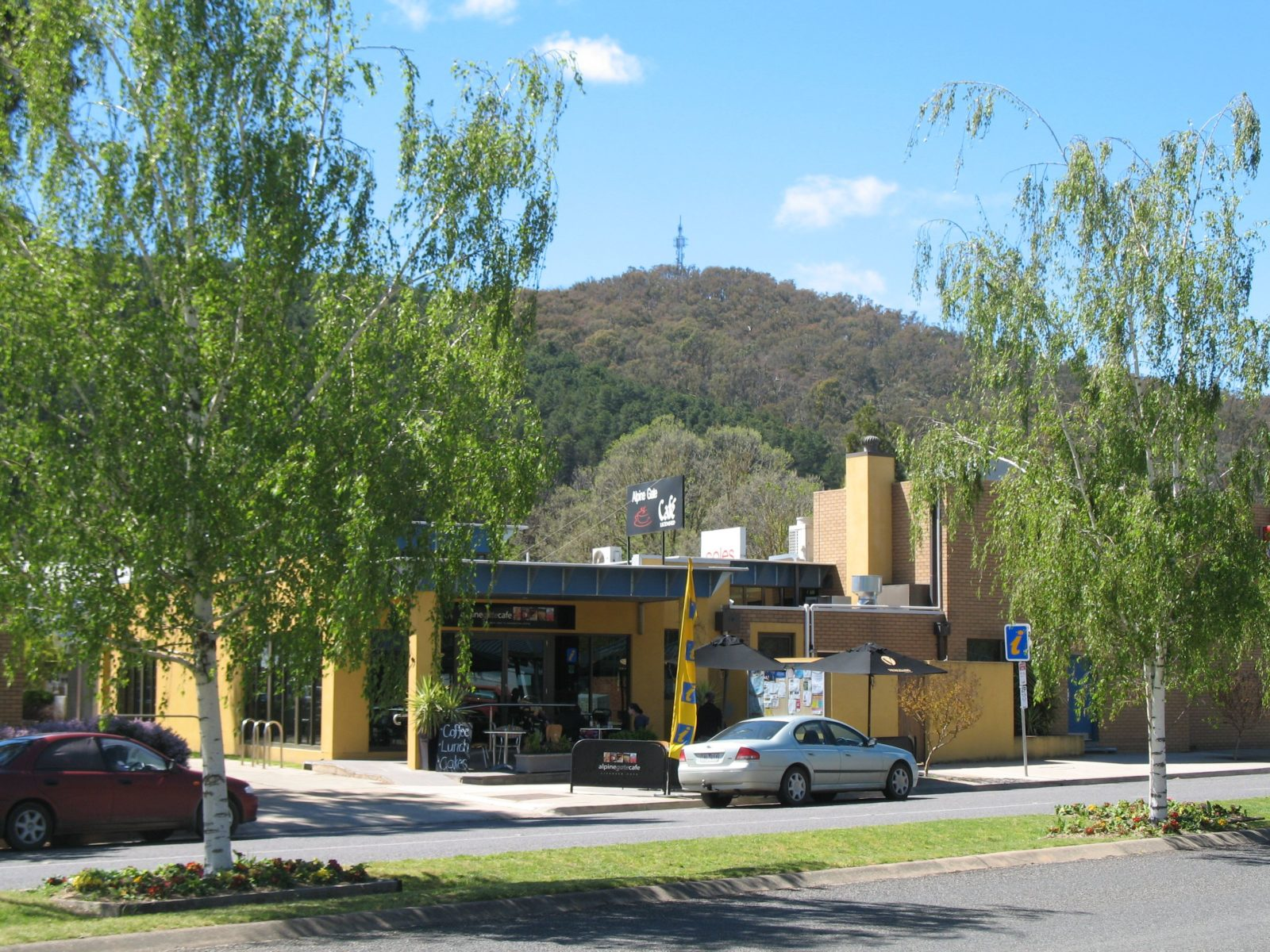 Myrtleford Visitor Information Centre Exterior