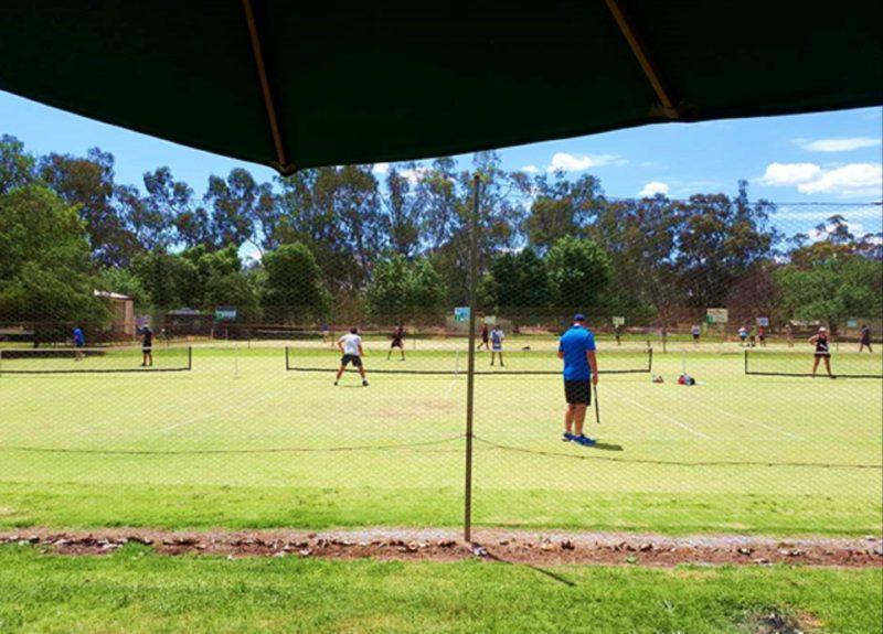 Nathalia Lawn Tennis Club