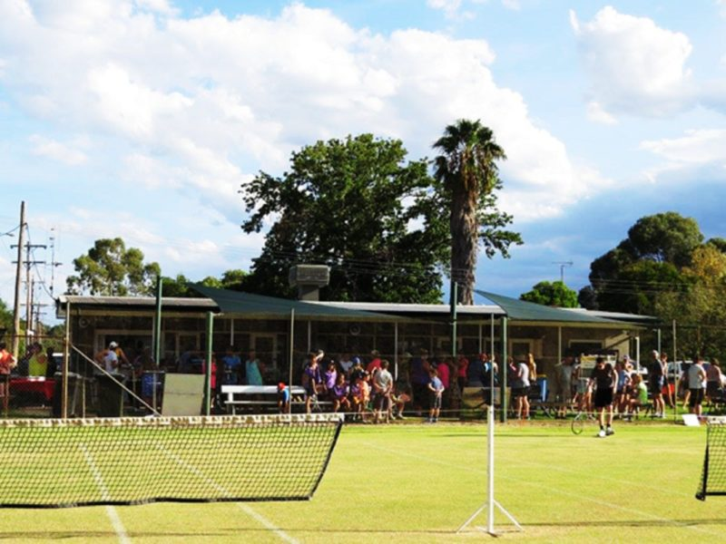 Tennis Nathalia