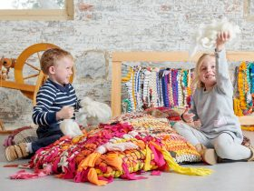 School Holidays at the National Wool Museum
