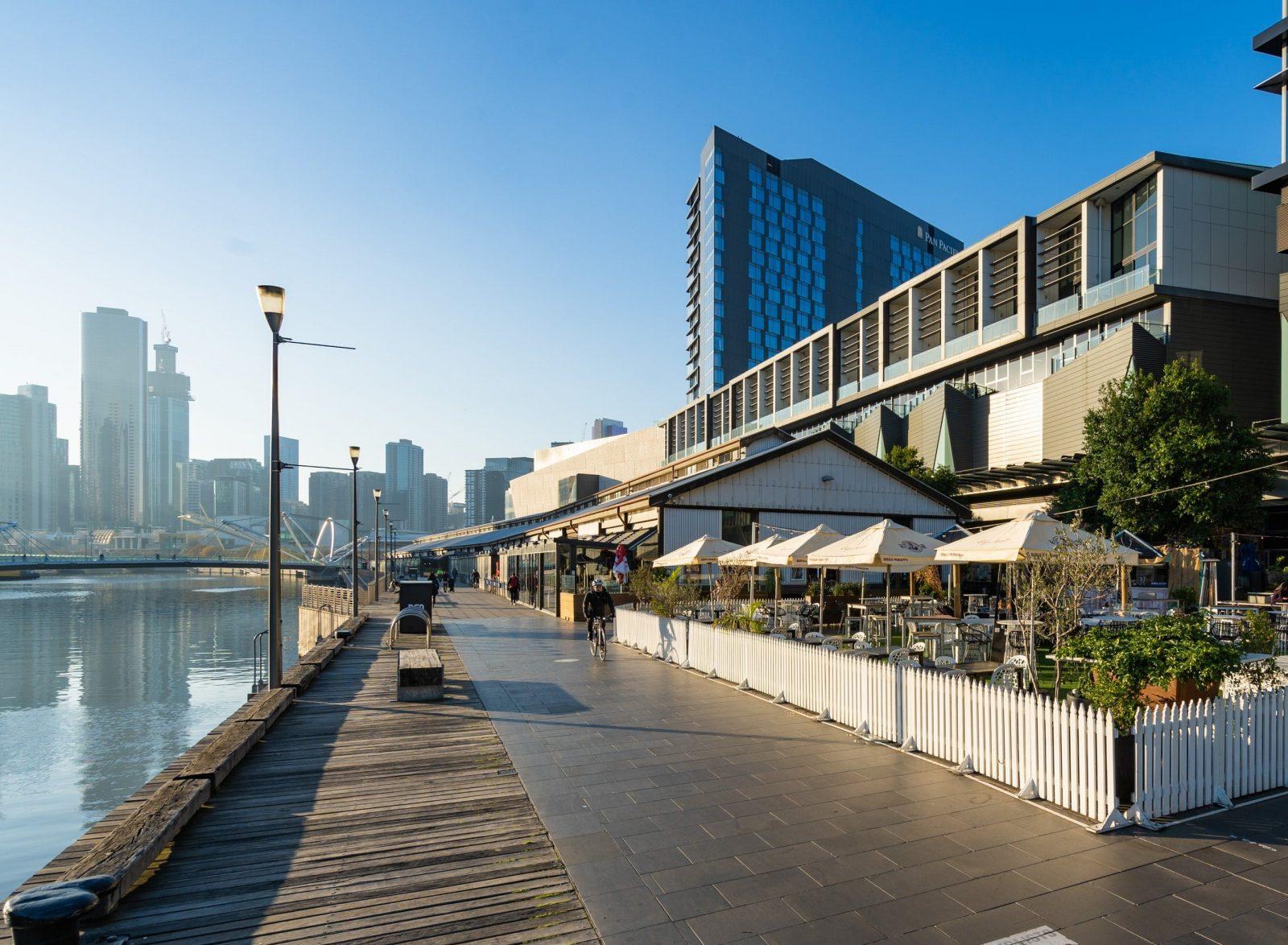 South Wharf