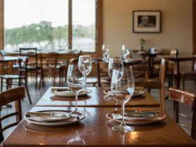 Saint Regis Winery & Restaurant