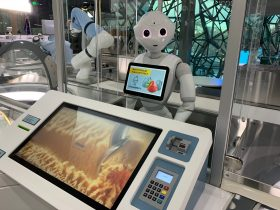 Niska is the world's first robotic retail store