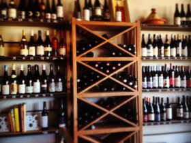 Noble Rot Wine Store and Bar Wine Selection