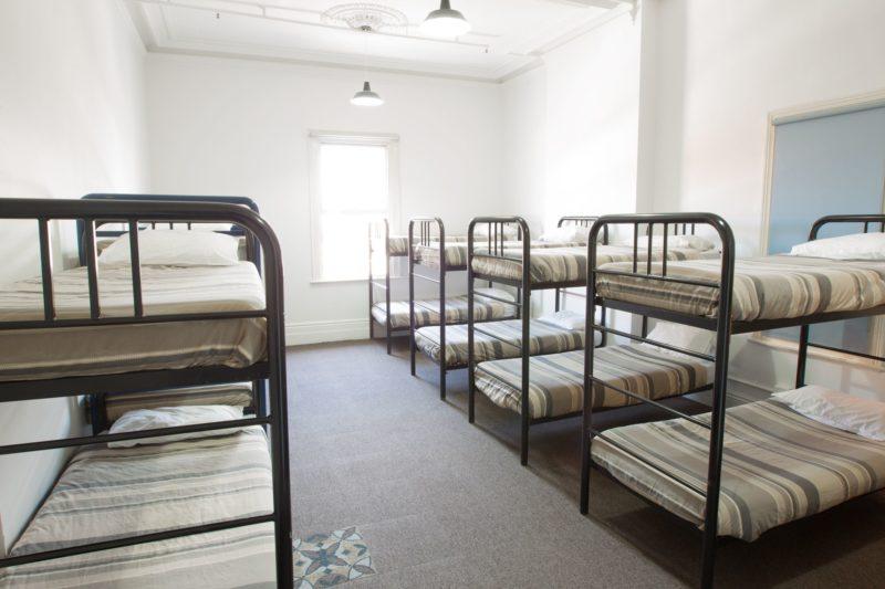 Nomads St Kilda Dorm Room