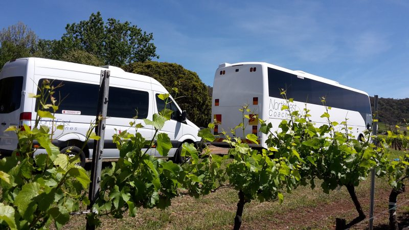 King Valley Winery Bus and Coach Transfers