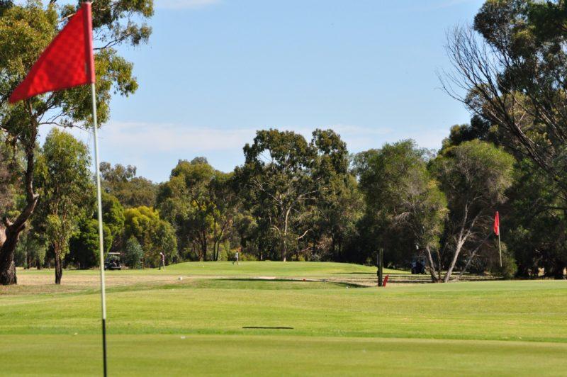 Golf Flag Numurkah