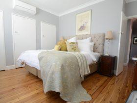 Nunyarra Cottage main bedroom