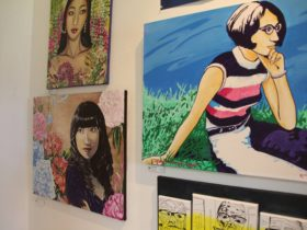 Oak Hill Community Gallery - Little Archies Exhibition 2017
