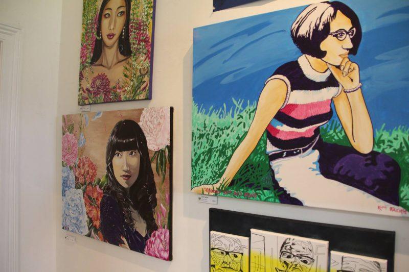 Oak Hill Community Gallery - Little Archies Exhibition 2017