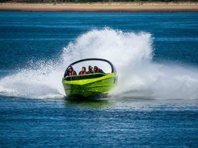 Drift Jetboat Tour 35 minute tour of Cape Woolamai