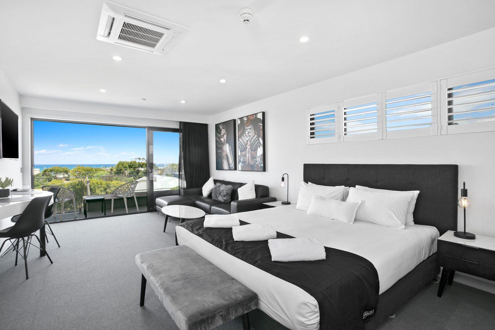 Ocean Grove Chalet Penthouse