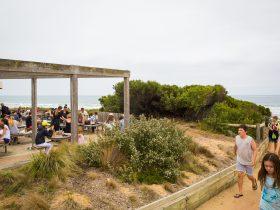 Ocean Grove cafe