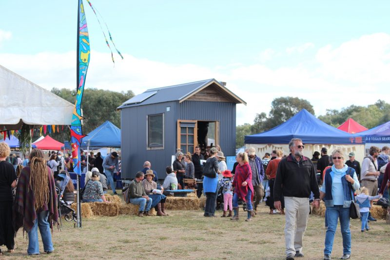 Off-Grid Living Festival, Tiny House, Solar Power