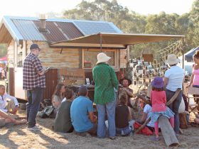 Workshops, Off-Grid Living Festival, Outdoors, Bush Tannery