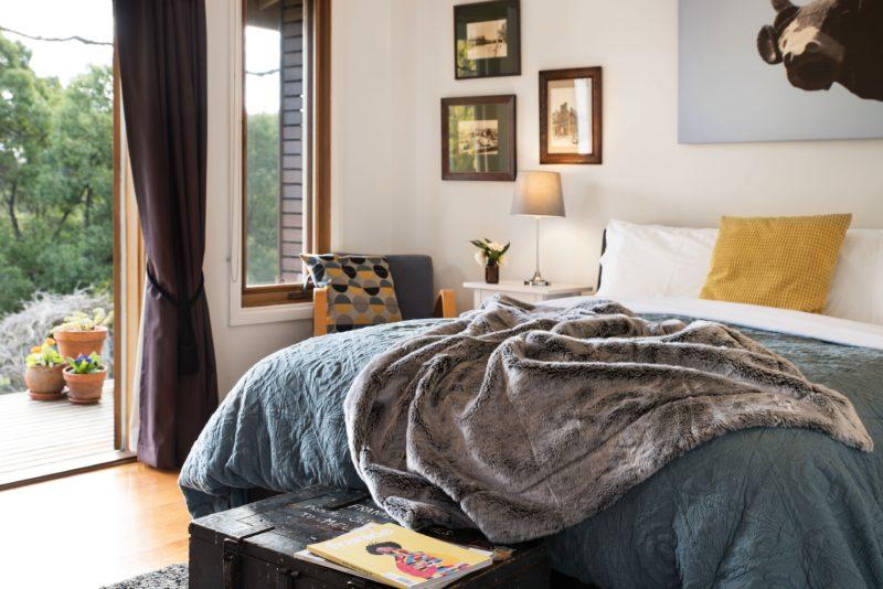 Old Chilli B&B Daylesford Bedroom