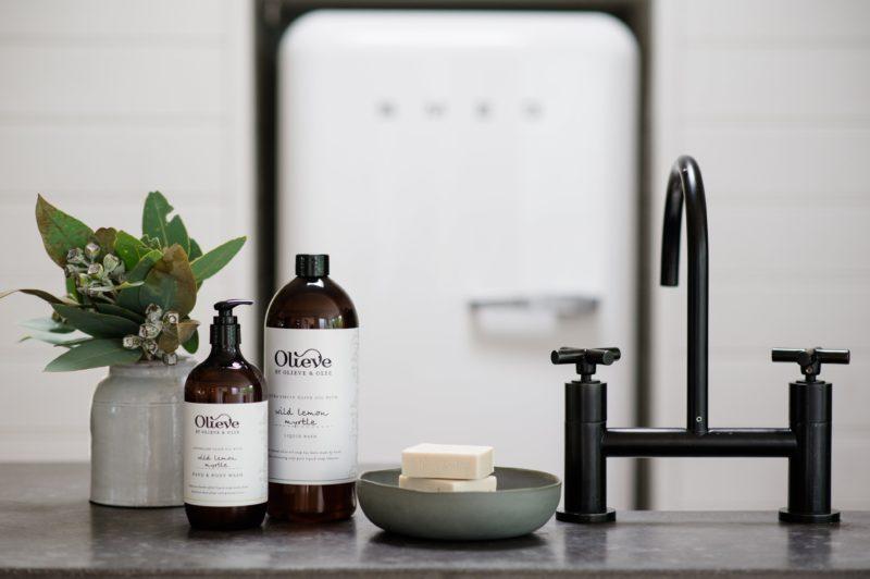 Olieve & Olie hand wash