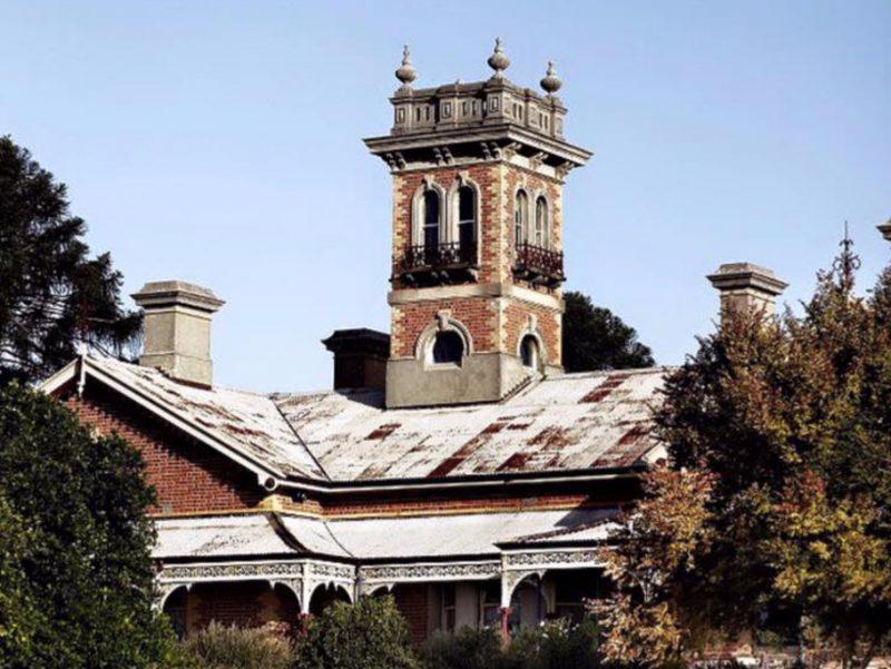 1886 Heritage listed homestead