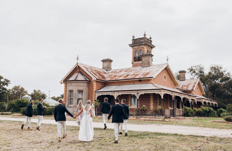 Weddings at Olive Hills Estate
