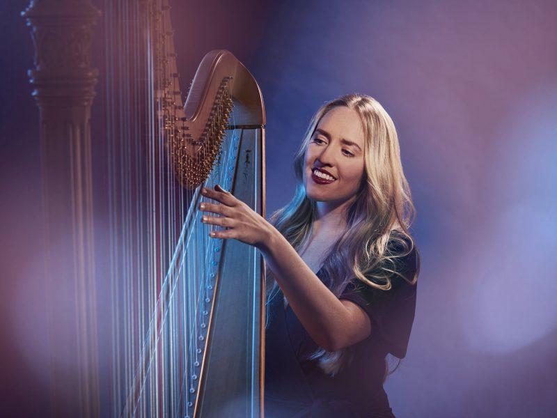 Emily Granger, Harp